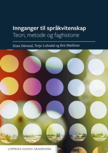 Omslagsbilde til boka Innganger til språkvitenskap