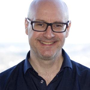 Forfatter Frode Ulvund