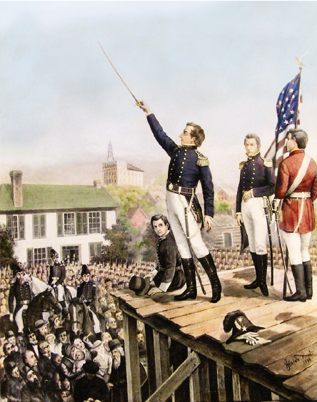 «Last Public Address Of Lieutenant General Joseph Smith