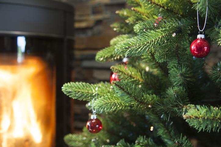 Norsk jul. Foto: GettyImages/Firmafotografen