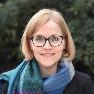 Portrett, Ann-Kristin Helland Gujord