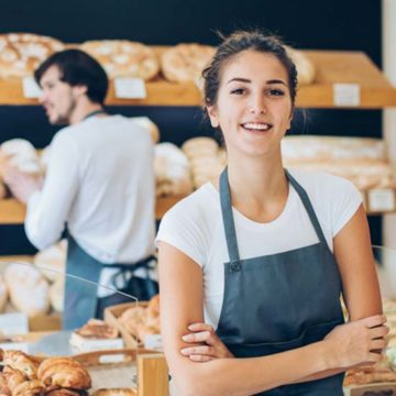Arbeidspraksis i bakeri. Foto: GettyImages/pixelfit