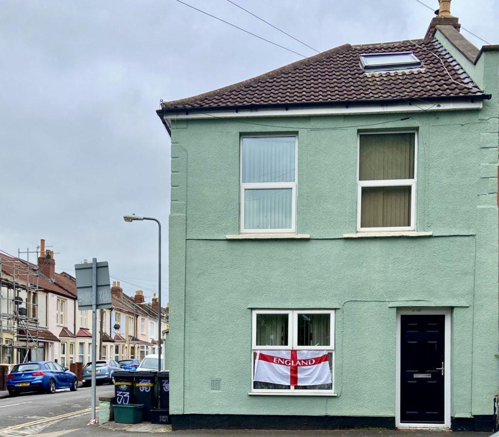 Det engelske flagget