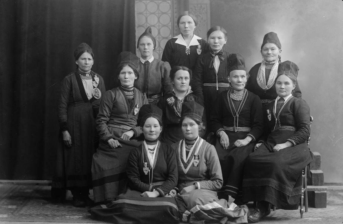 Brurskanken samiske kvinneforening.