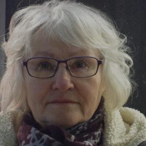 Portrett av Bjørg Evjen